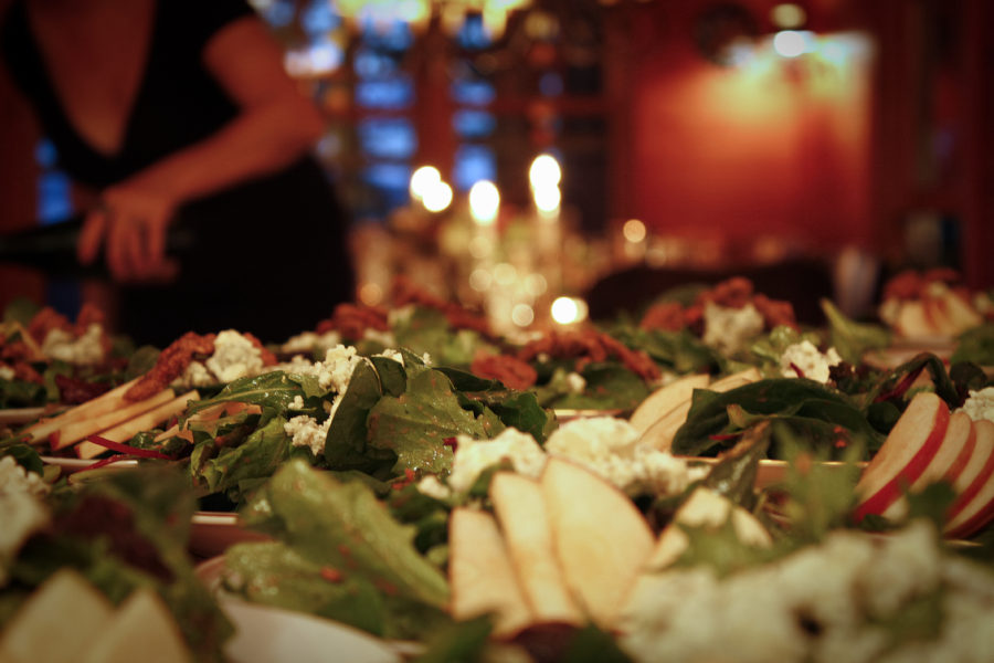 Good Thyme Catering. Photo by Jonas Heinzerling