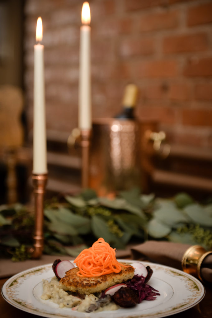 Good Thyme Weddings. Photo by Jen Jensen. Good Thyme Catering, Events, and Lodging. Lace and Brass Events, LLC