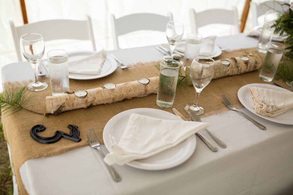 Good Thyme Catering Table Setting Good Thyme Restaurant And Catering - Catering table setting