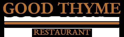 Good Thyme Restaurant