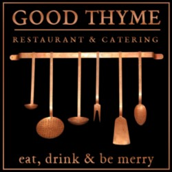Good Thyme Restaurant and Catering Foodie Trips