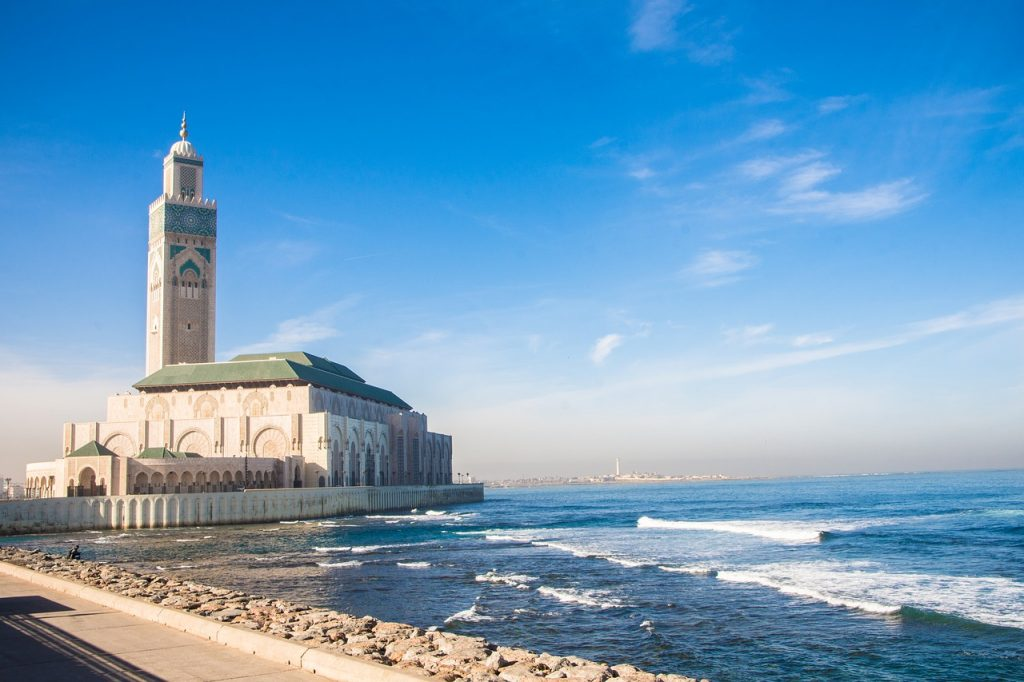 Experience the culture of Morocco on a Good Thyme Foodie Trip