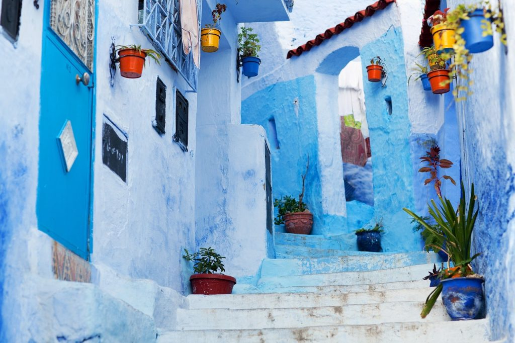 Experience the history and culture of Morocco on a Good Thyme Foodie Trip